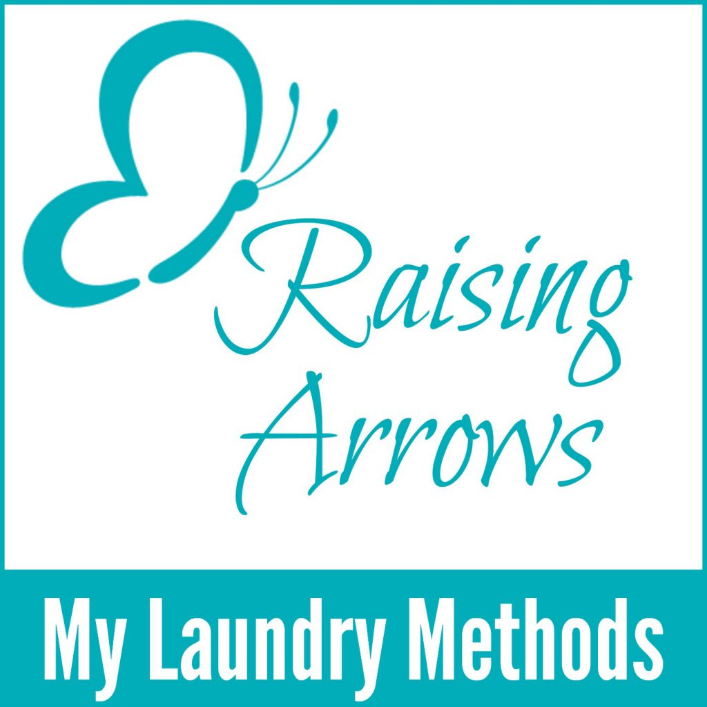 My laundry methods have changed with the houses we've lived and the children we've added to our family. Find out what has worked for us!