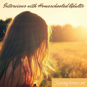 Interviews with Homeschooled Adults – Andrea