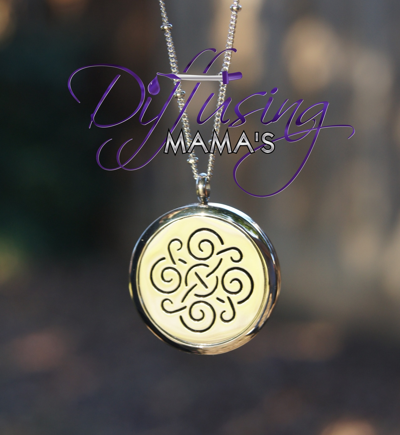 Essential Oil Jewelry I used while I had morning sickness!