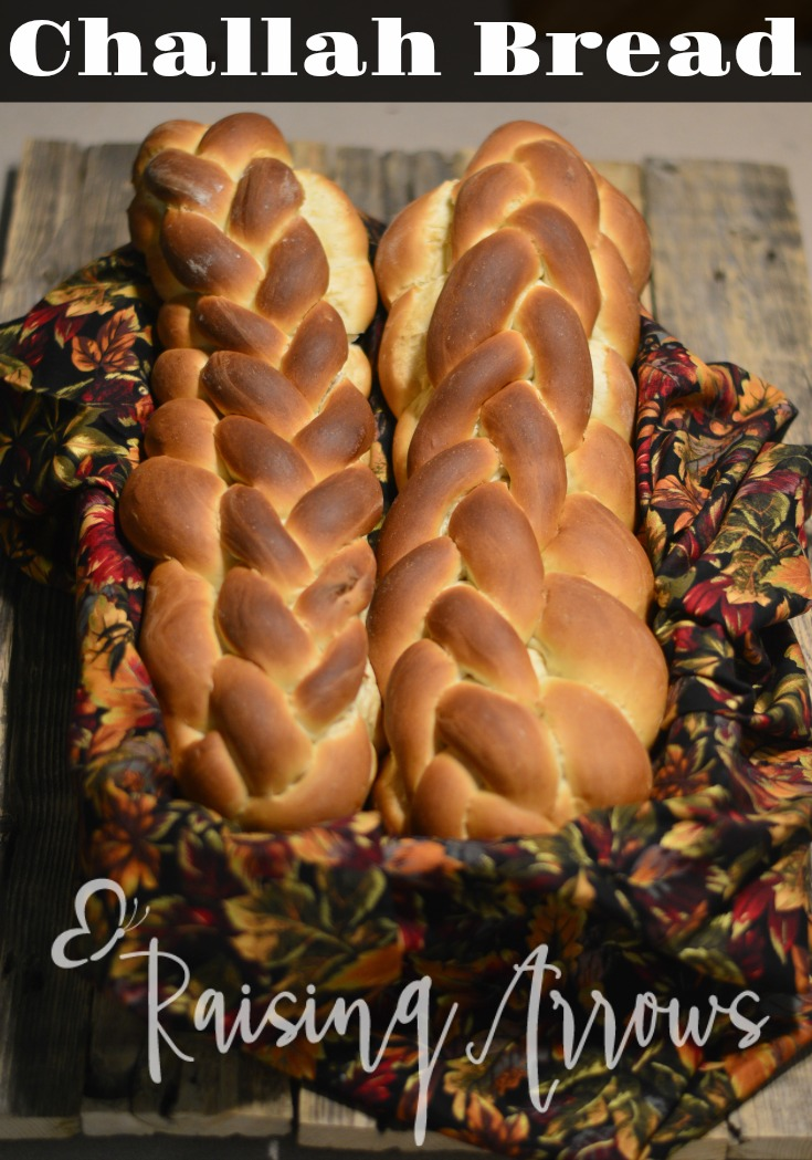 Challah bread for your weekend rest in the Lord!
