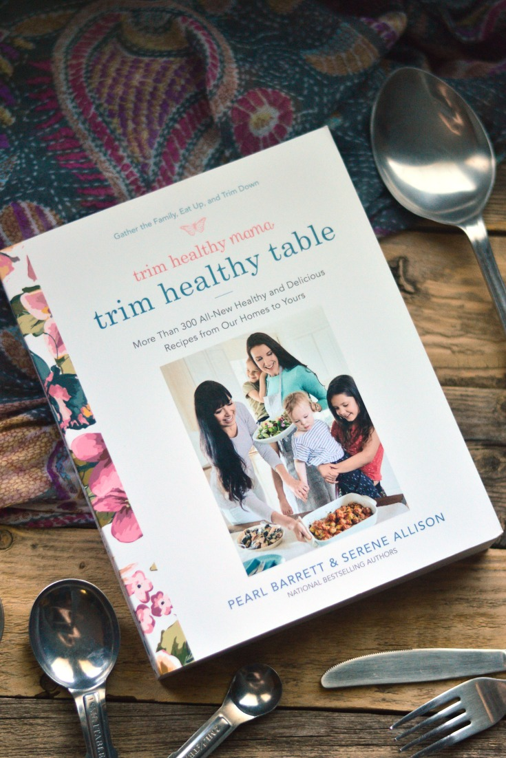 Introducing the Trim Healthy Table - family friendly cookbook! Here's how this family of 11 makes it work!