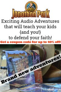 Introducing the New Jonathan Park Adventures {up to 40% off!}
