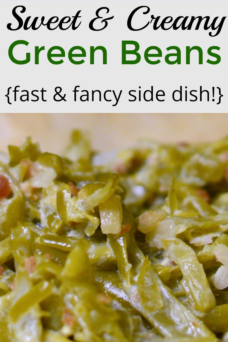 The perfect side dish for any holiday or just because! Super fast to put together!