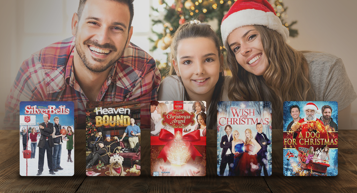 Getting PureFlix as a family gift this year will reap benefits all year long for your home and homeschool!