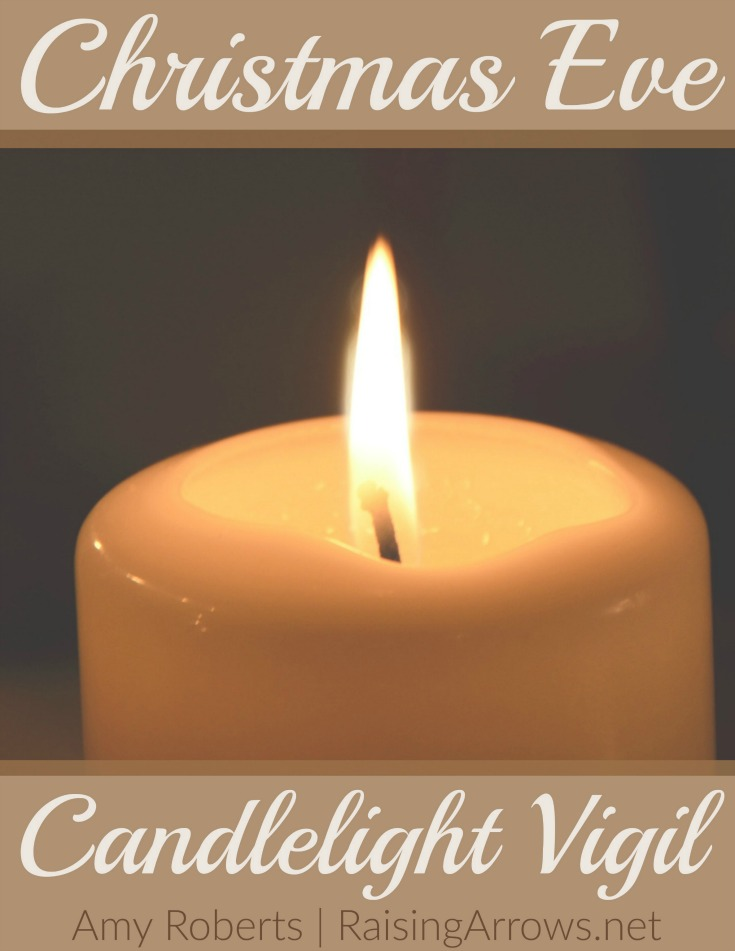 Christmas Eve Candlelight Service for Your Family