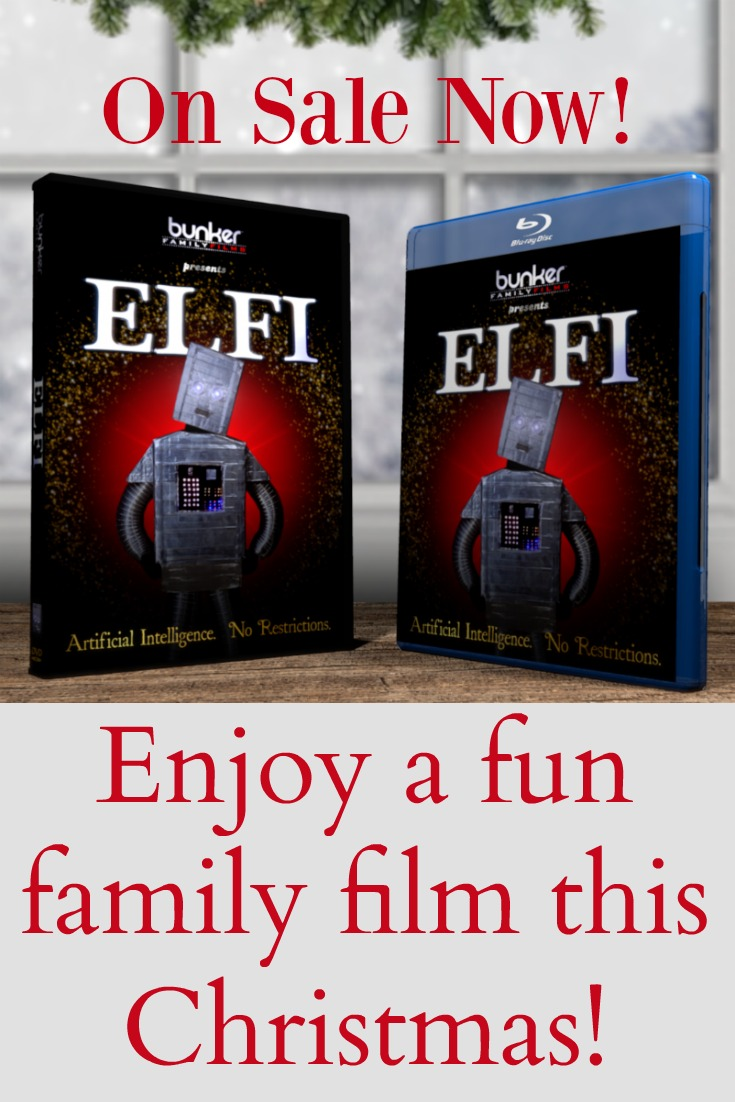 Take a cute homemade robot, fantastic flying scenes, and a young entrepreneurial filmmaker, and you have one fun holiday movie by the name of ELFI!