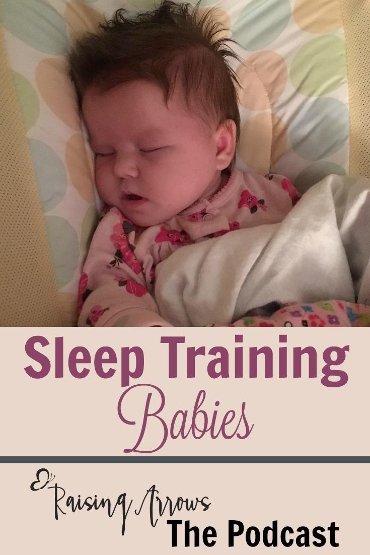 My Take on Sleep Training – Podcast #34