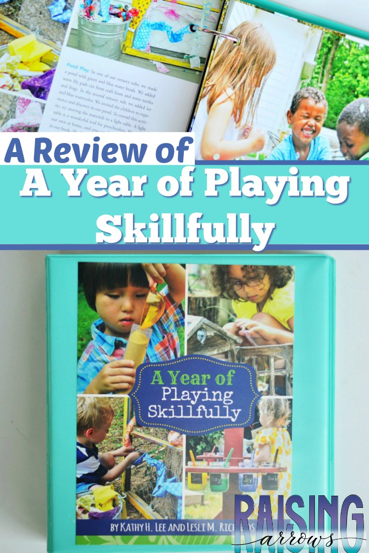 A Review of A Year of Playing Skillfully from a Mom of Many - I ended up with WAY more than I bargained for!
