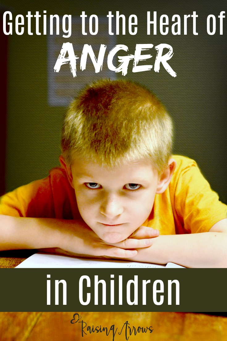 Getting to the Heart of Anger in Children