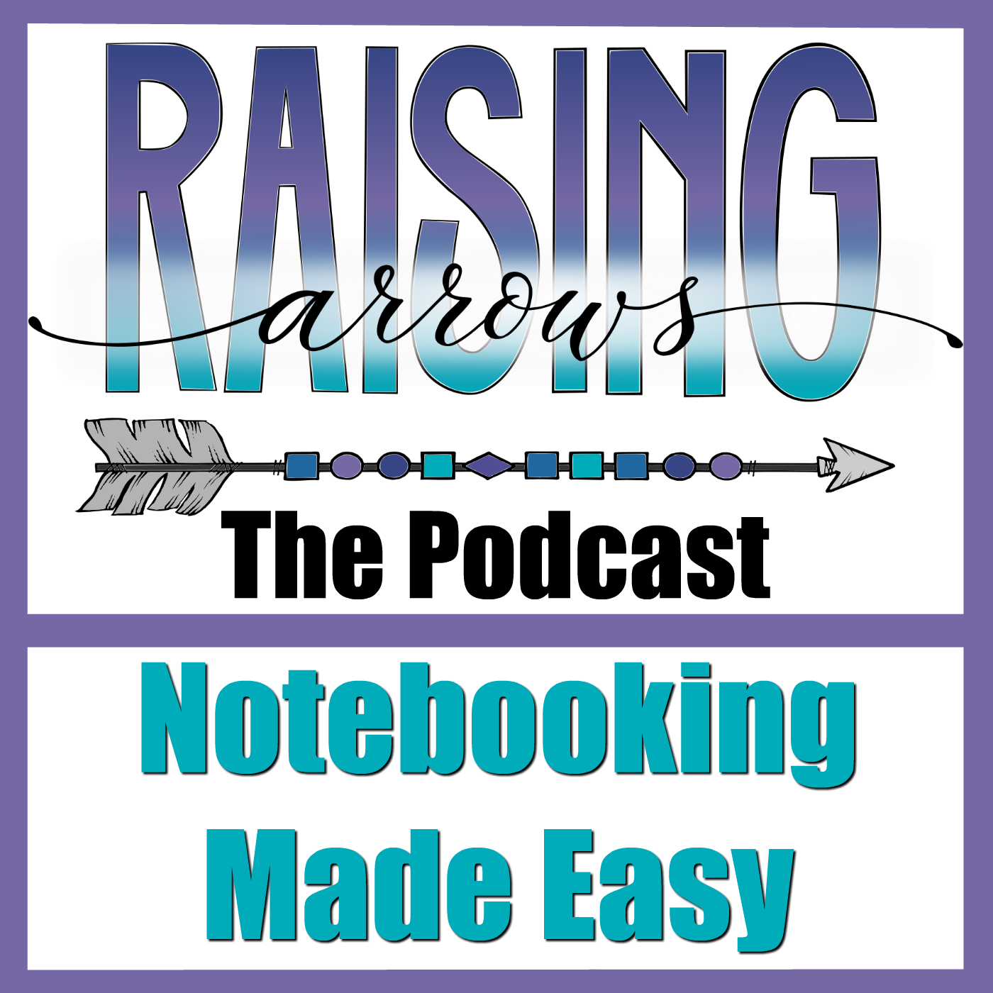 Learn how to make notebooking easy for your family!