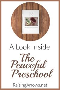 Review of The Peaceful Preschool