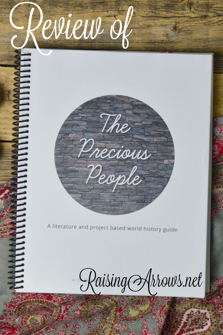The Precious People is a gentle Charlotte Mason style curriculum, full of history, art, activities, and recipes to use with your elementary aged children.