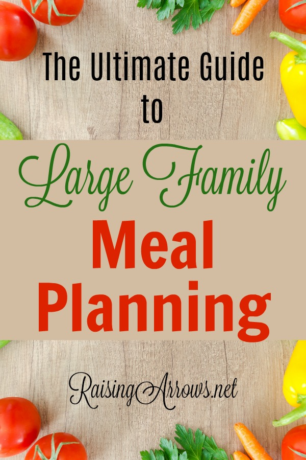 Huge list of recipes, printables, and tips for feeding your family. Helpful shopping techniques, simple meal ideas, and a look at our grocery budget!