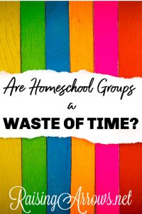 A candid look at different types of local homeschool groups and co-ops, and how they can benefit or ruin your homeschooling efforts.