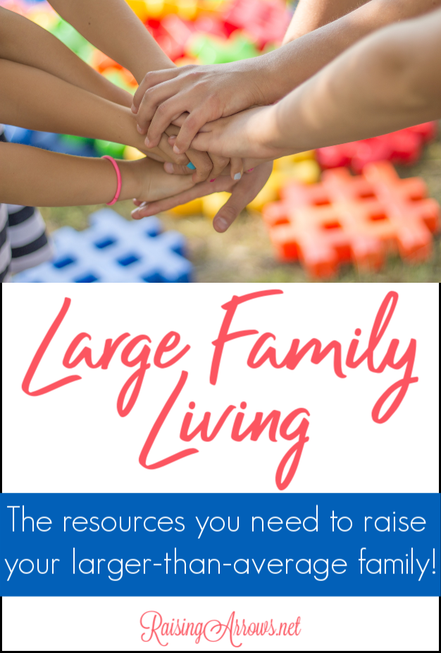 Large Family Living