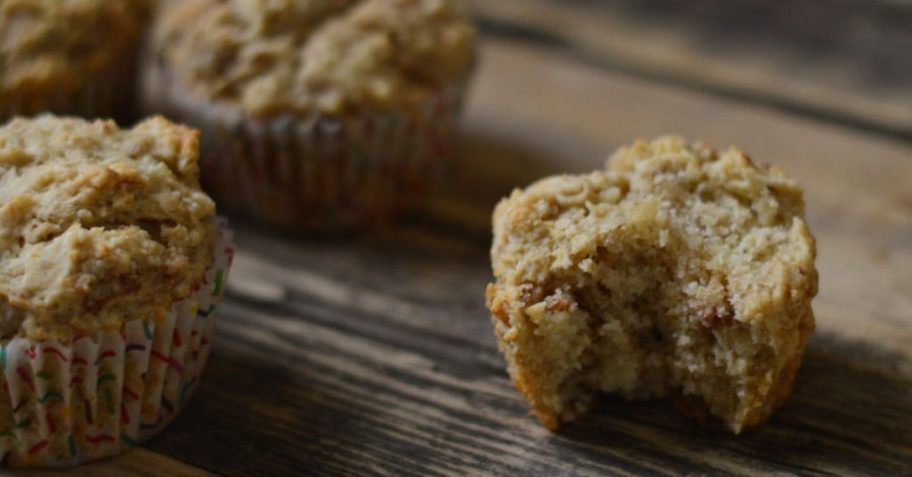 Leftover Oatmeal Muffins (With Simple Ingredients You Already Have!)