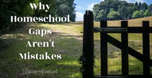 Worried about covering all subjects in your homeschool? Concerned your child will be behind? Here's why you don't have to worry about gaps anymore!