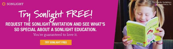 Try Sonlight for FREE!