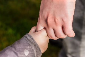 How to teach older siblings to help younger siblings without being bossy!