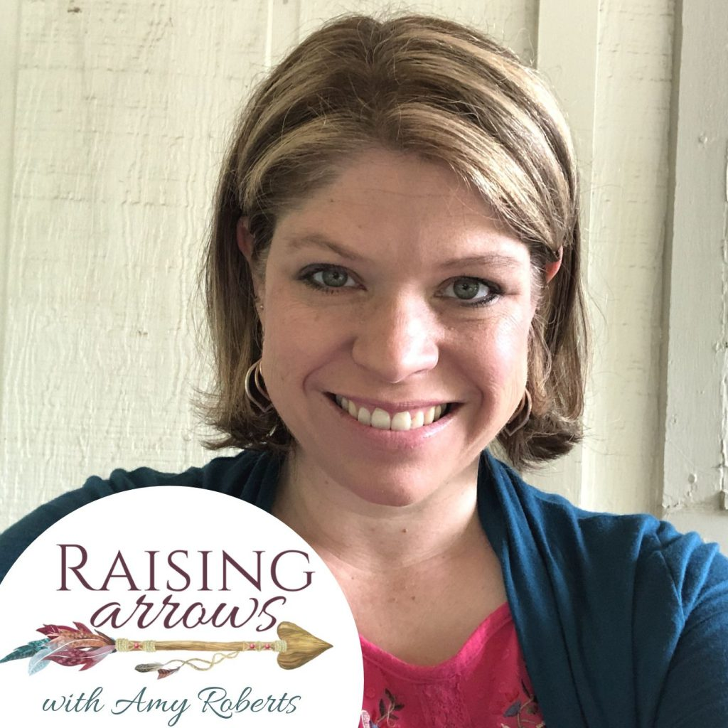 Raising Arrows Podcast - #83 - How to Set Up a Simple Homeschool Schedule
