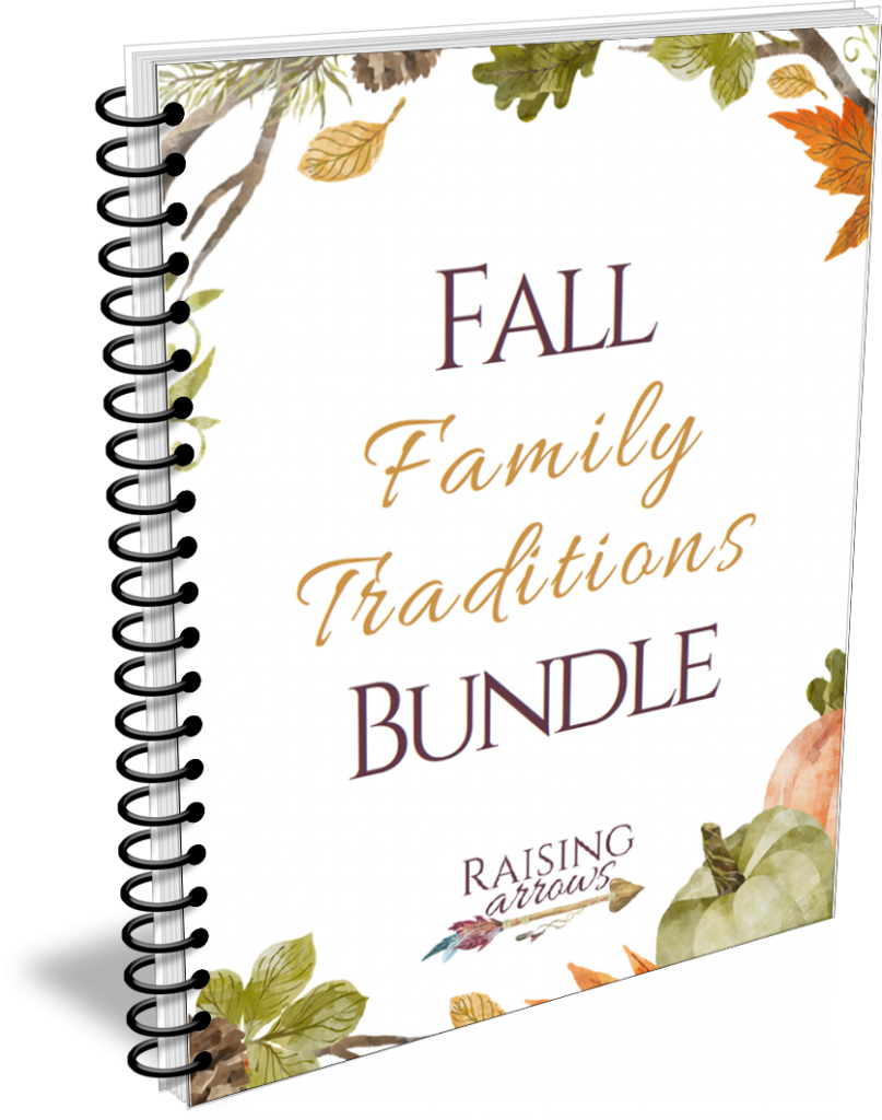 Fall Family Traditions Bundle - FREE!