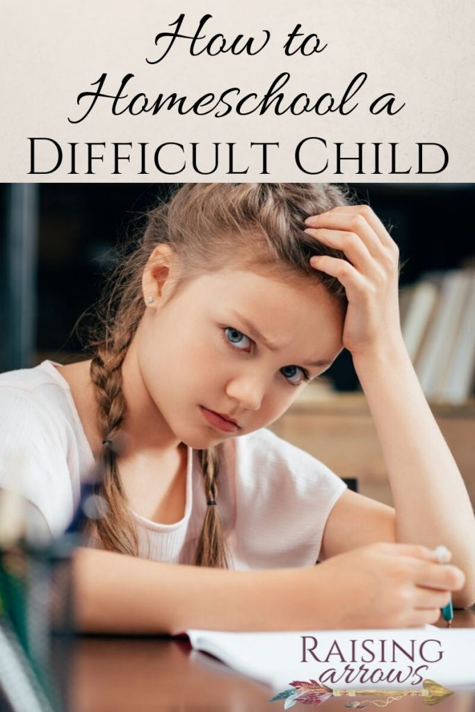 Some children are a challenge to homeschool, but often those are the very children who have the potential to teach us more than we could ever teach them!  Learn how to homeschool the difficult child with more compassion and fewer tears!