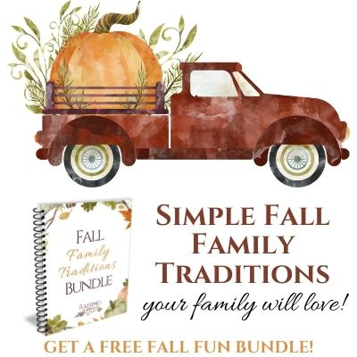 Simple Fall Family Traditions You Will Want to Enjoy This Year!