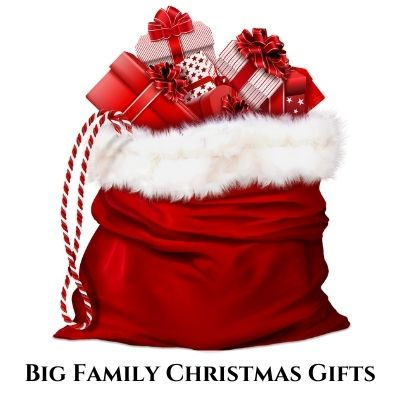 Unique Christmas Gift Ideas For Large Families