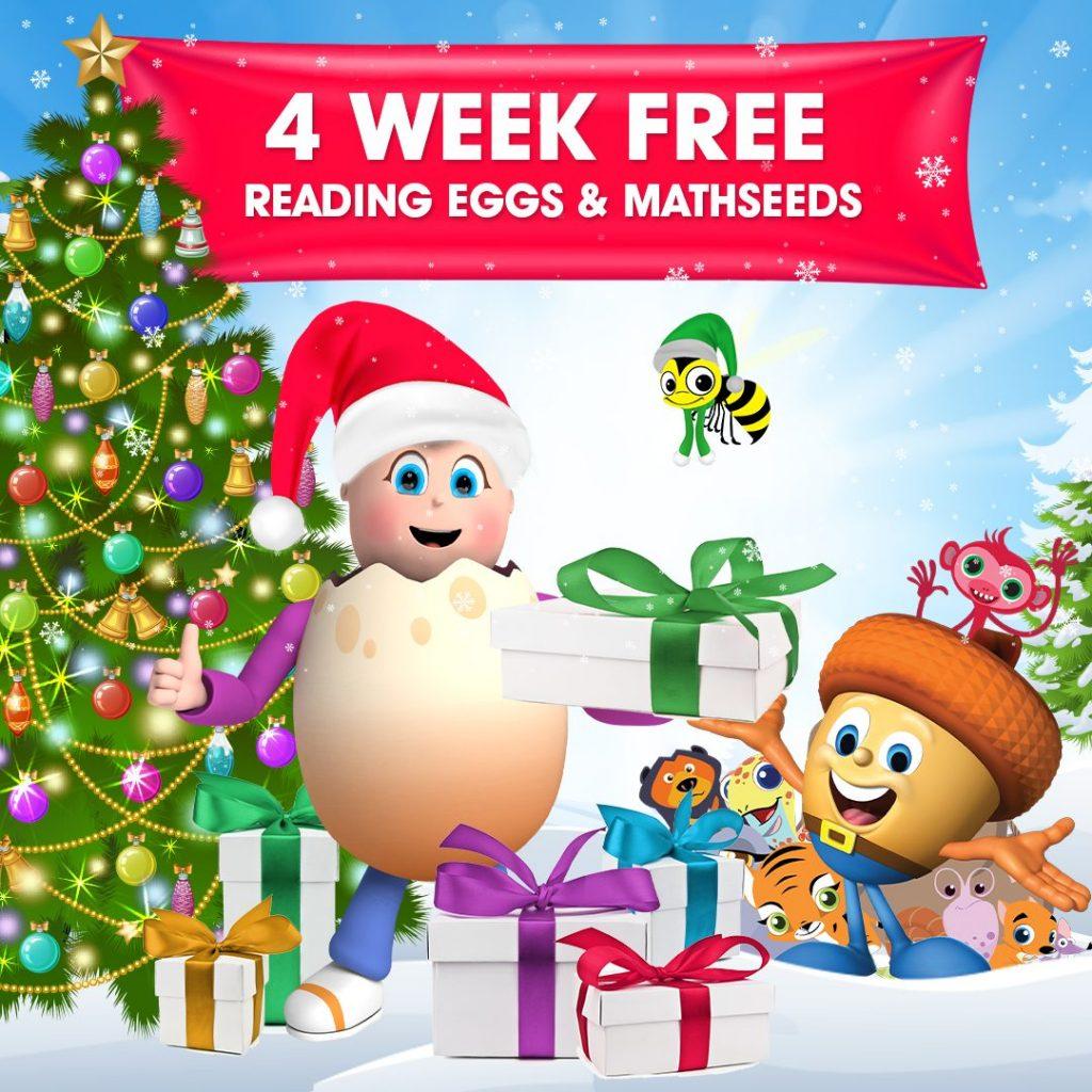 Reading Eggs for Christmas!