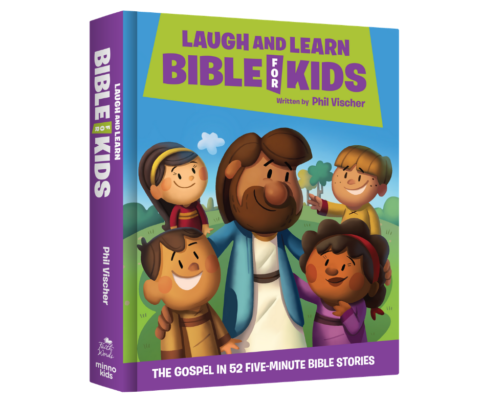 Laugh and Learn Bible for Easter!
