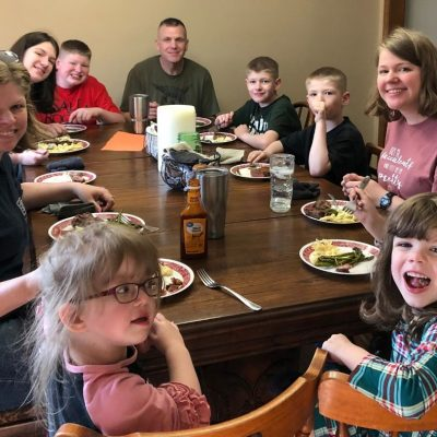 Family Games to Play at the Dinner Table
