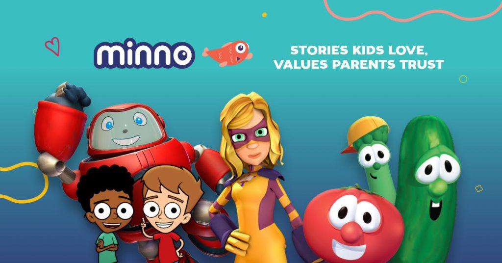Minno streaming app