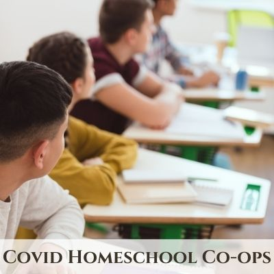 How to Homeschool Co-op During Covid