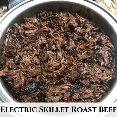 Granny's Electric Skillet Roast