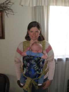 Fancy silk embellished mei tai - DIY Baby Carriers | RaisingArrows.net